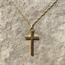 84 cross twist chain necklace