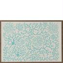 サンゴ(ブルー A4サイズ) 転写フィルム