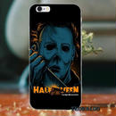 ハロウィーン マイケルマイヤーズ (Halloween Michael Myers)スマホケース カバー 保護ケース シリコン製 iphone用 21