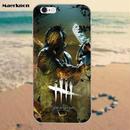 デッド バイ デイライト(Dead By Daylight)  ヒルビリー スマホ カバー 保護ケース ソフトシリコン製  iPhone 4 4s 5 5s 5c se 6 6s 7 8 plus X