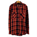 "VANS GIRLS ""Obsession Flannel"" Shirt"