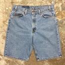 90's Levi's 550 Denim Shorts W : 34