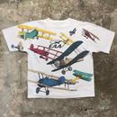 90's EAA Airplane Tee