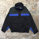 Columbia Nylon Jacket BLACK×BLUE