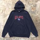 90's  Lee SPORT NEW YORK GIANTS Hooded Sweatshirt
