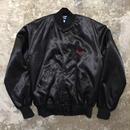 80's Holloway Horse Nylon Varsity Jacket