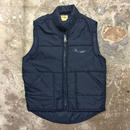 80's Chalk Line Padded Nylon Vest