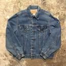 70's~ Levi's 70505 Denim Jacket