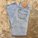 90's Levi's 501 Denim Pants W30