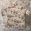 puritan Rayon Aloha Shirt BEIGE×KHAKI×BURGANDY