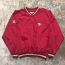 STARTER SF 49ERS Pullover Nylon Jacket