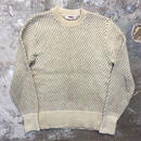 80's PASH! Birds Eye Wool Sweater