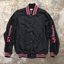 80's North Trail Nylon Varsity Jacket