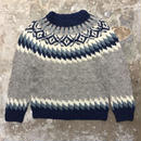 70's~ L.L.Bean Nordic Sweater