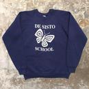 80's FRUIT OF THE LOOM Butterfly Sweatshirt