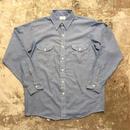 70's OSH KOSH L/S Chambray Shirt