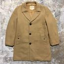 60's Fox Knapp Chesterfield Coat