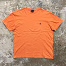 Polo Ralph Lauren S/S Tee ORANGE SIZE L #1