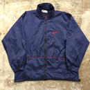 90's NIKE Nylon Jacket NAVY×RED