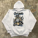 90's  AMERICAN KNIT WEAR Orlando Magic Hooded Sweatshirt