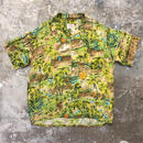 60's South Pacific Aloha Shirt