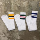 Striped Tube Socks 3Pair