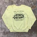 80's~ Unknown Dinosaur Sweatshirt