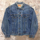 60's~ Levi's 70505 Big-E Denim Jacket