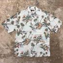 pierre cardin Rayon Aloha Shirt