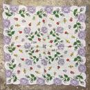 Flower Printed  Handkerchief  #2