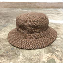 L.L.Bean Tweed Bucket Hat Harris Tweed × GORE-TEX