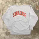 90's Champion REVERSE WEAVE Sweat Shirt SYRACUSE (SIZE : L)