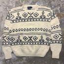 Polo Ralph Lauren  Hand Knit Wool Sweater