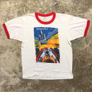 80's SCREEN STARS Ringer Tee