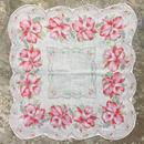 Flower Printed  Handkerchief  #1
