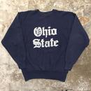90's Champion REVERSE WEAVE Sweat Shirt Ohio State Navy (SIZE : XXL)
