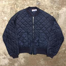 70's Unknown Quilted Nylon Jacket M