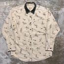 90's~ L.L.Bean L/S Snap Botton Shirt