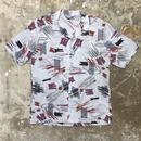 Trader Bay Cotton Poly Open Collar Shirt