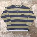 90's Sedan Henry Neck L/S T-Shirt