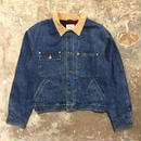 80's Polo Ralph Lauren Blanket Lined Denim Jacket (SIZE : M)