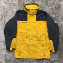 Columbia Nylon Jacket YELLOW × GRAY