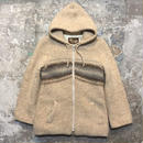 80's Sears Wool Hooded Jacket