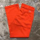 90's Dickies Work Pants ORANGE