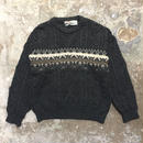 90's Celtic Country Aran Knit Sweater