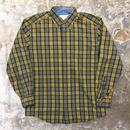 90's BANANA REPUBLIC B.D Plaid Shirt