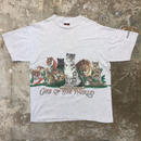 90's SIGNAL SPORTS CATS OF THE WORLD Tee
