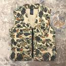 80's 10-X Hunting Camo Vest