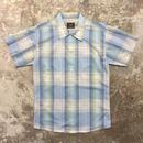 70's Sears PERMA PREST Plaid Shirt