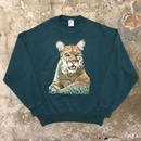 80's  JERZEES Puma Sweatshirt